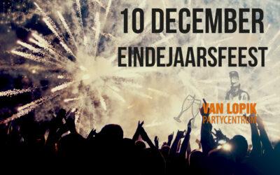 10-12-2020 Eindejaarsfeest – Partycentrum van Lopik
