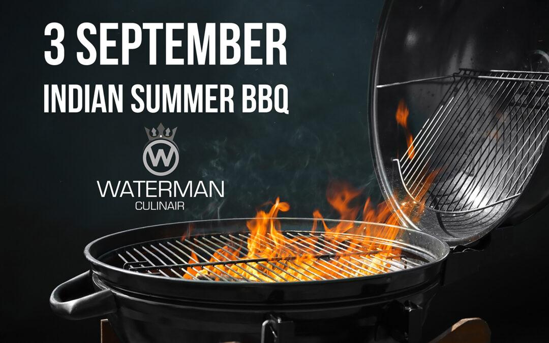 3-9-2020 Indian Summer BBQ – Waterman Culinair