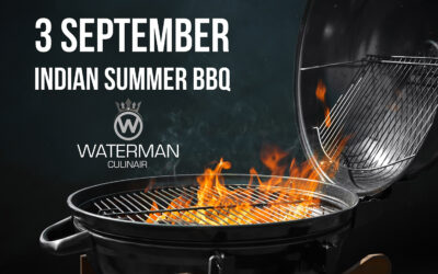 3-9-2020 Indian Summer BBQ – Waterman Culinair